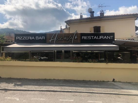 pizzeria bar restaurant ACCOSSATO